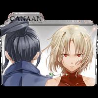 Canaan - Icon Folder by ubagutobr