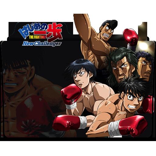 Hajime No Ippo News: Hajime No Ippo New Challenger