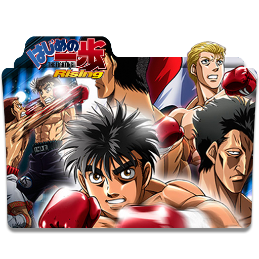 Download anime hajime no ippo season 3 sub indo