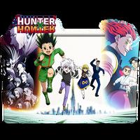 Hunter X Hunter - Icon Folder by ubagutobr