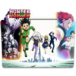 Hunter X Hunter - Icon Folder