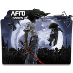 Afro Samurai - Icon Folder