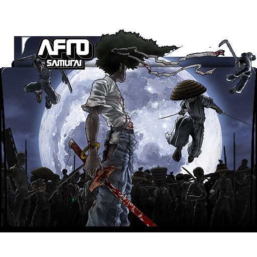 """Képtalálat a következőre: """"Afro Samurai Resurrection.icon"""""""