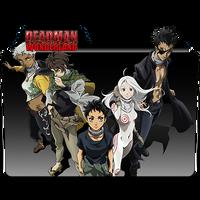 Deadman Wonderland - Icon Folder by ubagutobr