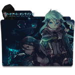 Sword Art Online 2 - Icon Folder