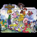 Digimon Adventures - Icon Folder