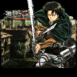Shingeki no Kyojin v2 (Levi) - Icon Folder
