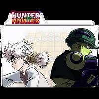Hunter X Hunter v2 (Meruem e Komugi) - Icon Folder by ubagutobr