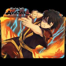 Avatar The Last Airbender v2 (Zuko) - Icon Folder