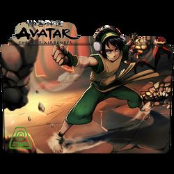 Avatar The Last Airbender v3 (Toph) - Icon Folder
