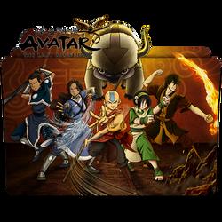 Avatar The Last Airbender - Icon Folder