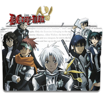 D.Gray Man - Icon Folder