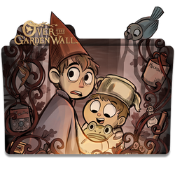 Over the Garden Wall - Icon Folder