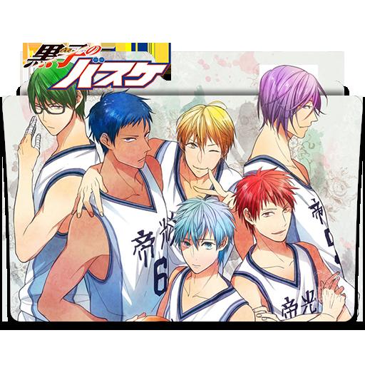 """Képtalálat a következőre: """"Kuroko no Basket ico"""""""