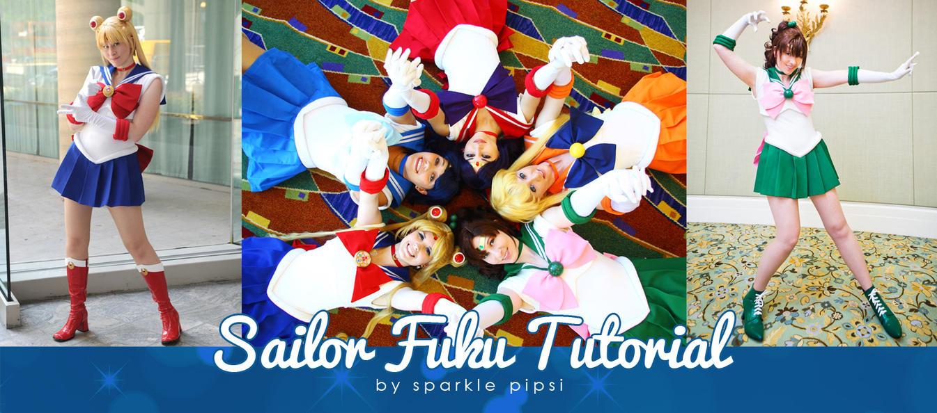 Sailor Fuku Cosplay Tutorial by SparklePipsi