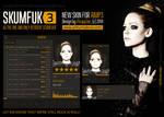 SKUMFUK 3 - Skin for AIMP3