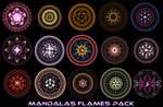 Mandalas Flame Pack for Apophysis