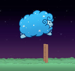 [Animation] - Star Sheep