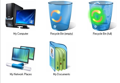 Rhor's Pack for IconTweaker