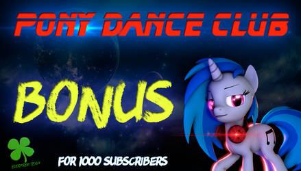 [SFM] Pony dance club [animation] by ZOomERart