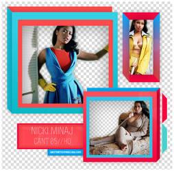 +Nicki Minaj // Photopack Png 113 by AestheticPngs