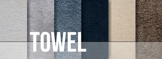 Towel Textures by YvelleDesignEye