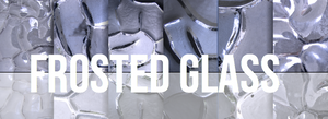 Frosted Glass Texture Set