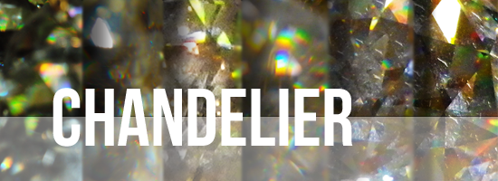 Chandelier Texture Set by YvelleDesignEye