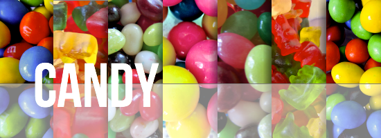 Candy Texture Set by YvelleDesignEye