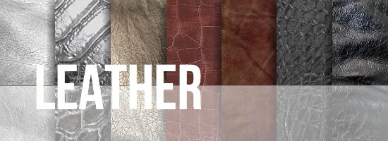 Leather Texture Set by YvelleDesignEye