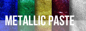 Metallic Paste Texture Set
