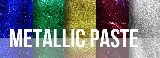 Metallic Paste Texture Set by YvelleDesignEye