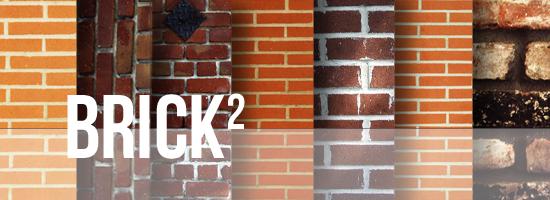 Brick Texture Set #2 by YvelleDesignEye