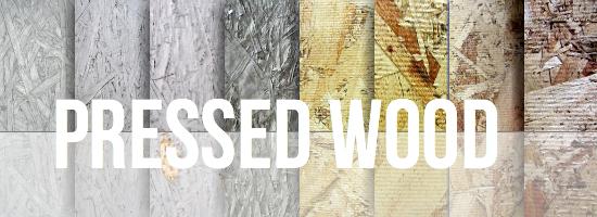 Pressed Wood Texture Set by YvelleDesignEye