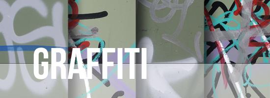 Graffiti Texture Set by YvelleDesignEye