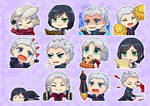 Devil May Cry 5 - Animated Emojis