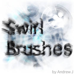 Photoshop Swirl Brush Pack by Fortelegy