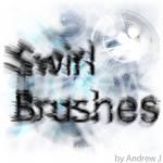 Photoshop Swirl Brush Pack