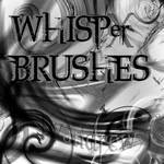 Photoshop Whisp Brush Pack
