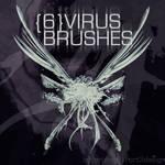 Virus Photoshop Brushes
