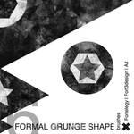 6Grunge Shape PS Brushes