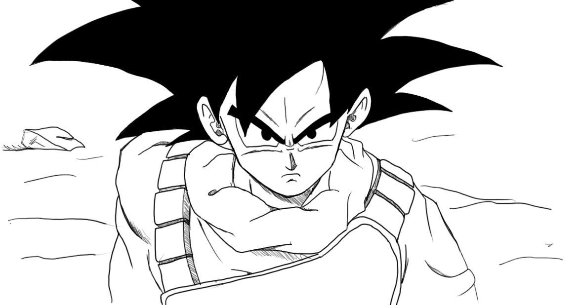 Gif Goku Yardrats By Chibidamz On Deviantart