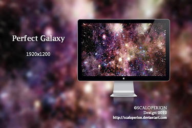 Perfect Galaxy by Scaloperion