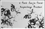 Park Junjin Floral Brushes