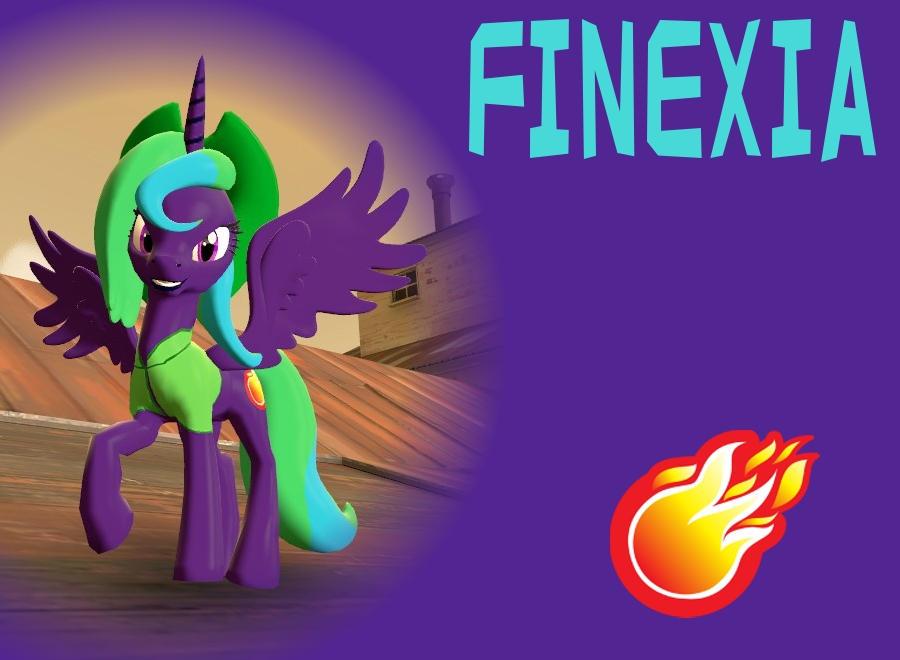 Finexia by Neros1990