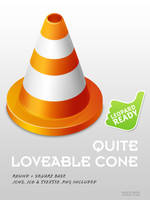 Quite Loveable Cone by whyred