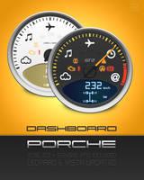 Dashboard Porsche by whyred