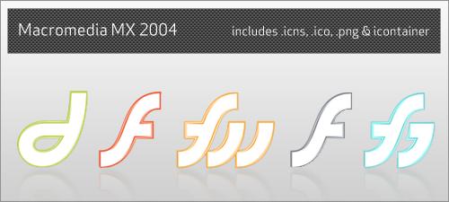 Macromedia 2004 MX by whyred