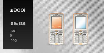 Sony Ericsson w800i by whyred