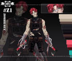 [Auction/Open] ADOPTABLE - Zombie GUY #Z1
